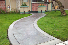flat work - concrete contractors - Seattle work output